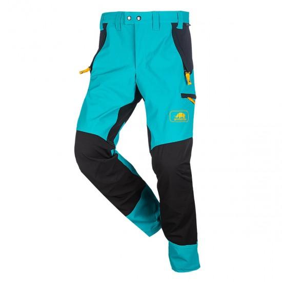 SIP Protection Gecko Pantalon de grimpe bleu