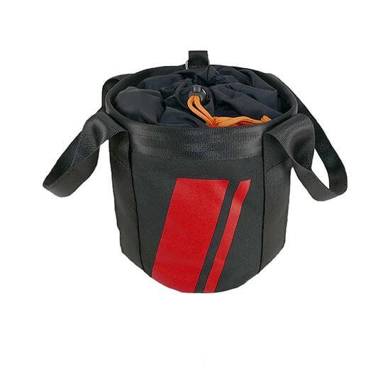 DRAYER Stable 4 Sac porte-matériel noir