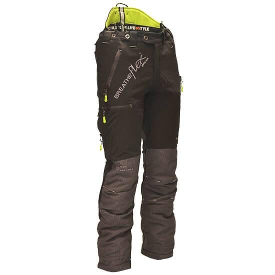 Arbortec Breatheflex Pro Black Protective Trousers
