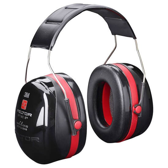 3M Peltor Optime III Protection auditive