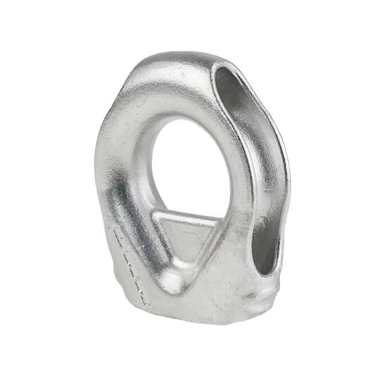 DMM Thimble 8mm with Tab Cosse-coeur avec Tab