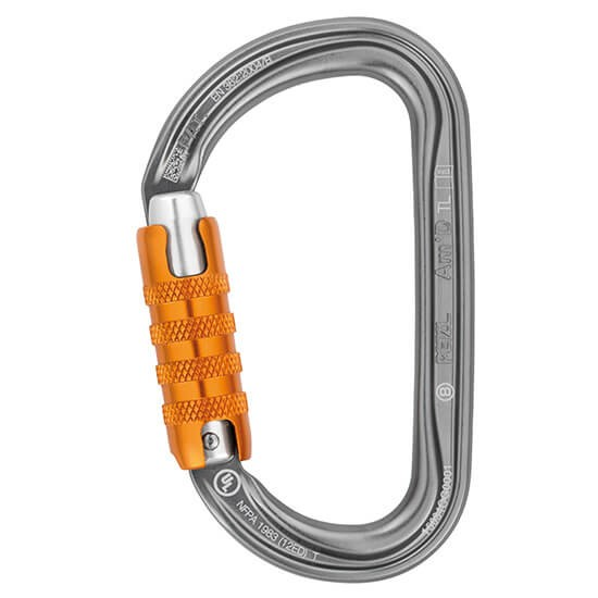 Petzl Am´D Triact Lock D-Carabiner