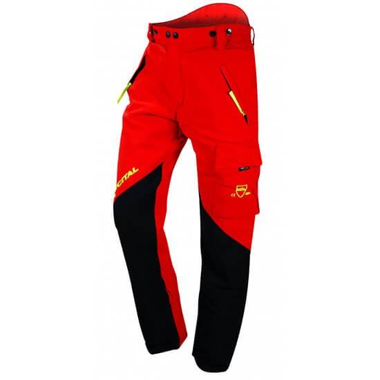 Francital Everest Pantalon anti-coupure rouge
