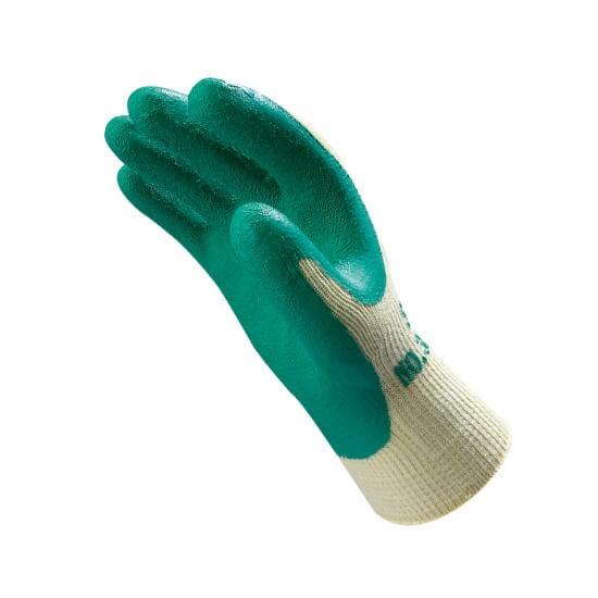SHOWA 310 Grip Green Gloves