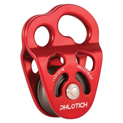 ISC Phlotich Pulley RP282 Poulie