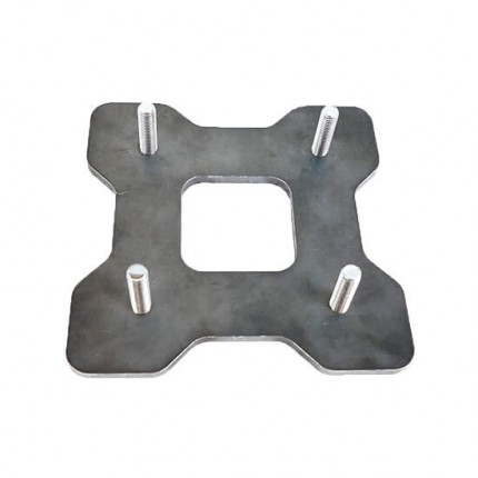 ToolProtect Plaque adaptateur courte