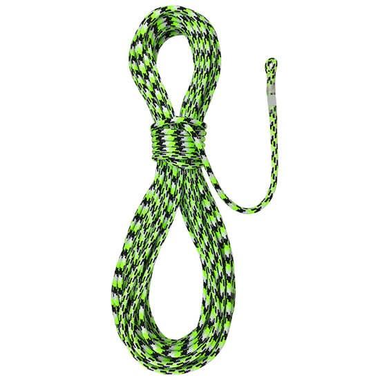 Teufelberger Tachyon 11,5 green Climbing Rope with splice