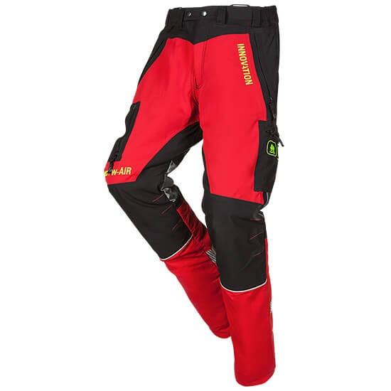 SIP Protection Canopy W-AIR Pantalon anti-coupure rouge
