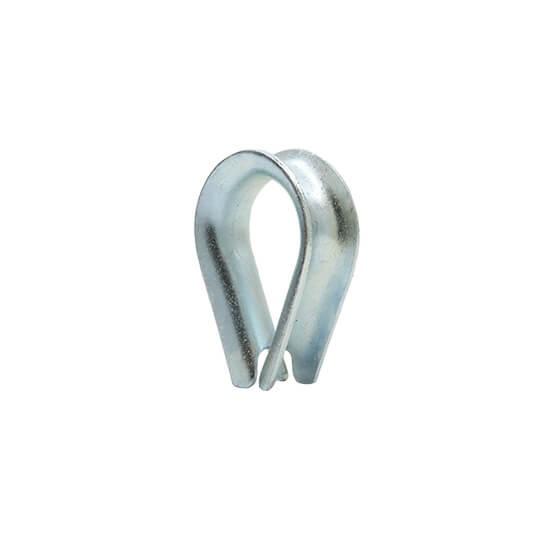 treeSave Cosse-coeur galvanisé 12 mm