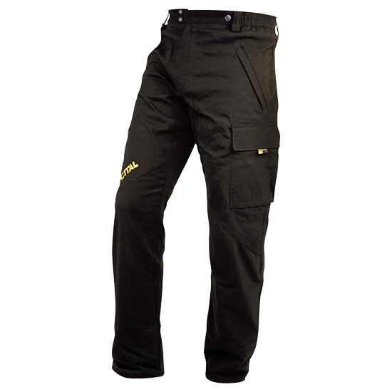 Francital Montvert Climbing trousers black Men Size 44 (XS)