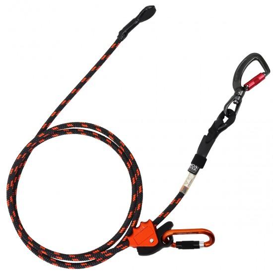 Haberkorn EDGER Swivel Eye Kit Steel Lanyard