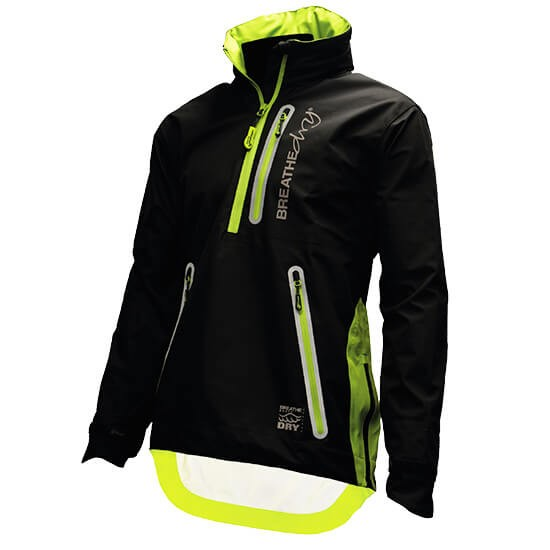 Arbortec Breathedry Smock Black Waterproof Jacket
