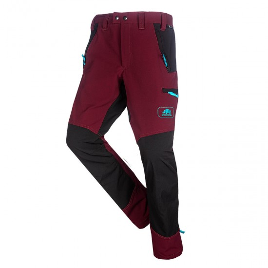 SIP Protection Gecko Climbing trousers red