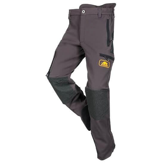 SIP Protection Pantalon de grimpe Progress gris