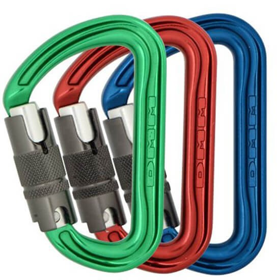 DMM Shadow Locksafe D-Carabiner Kit