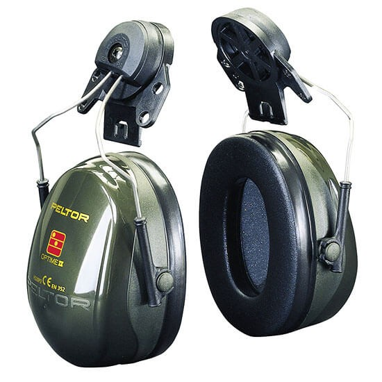 3M Peltor Optime II Gehörschutz für Helme