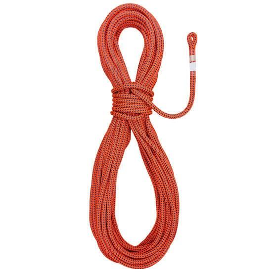 Teufelberger Tachyon 11,5 orange Corde de grimpe avec épissure