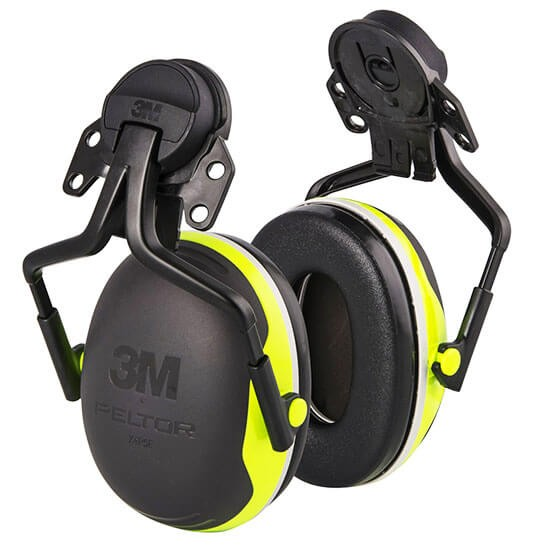 3M Peltor X4 Gehörschutz für Helme