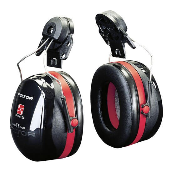 3M Peltor Optime III Protection auditive pour casque
