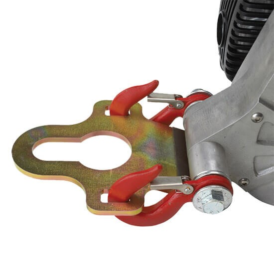 Portable Winch Anchor Plate