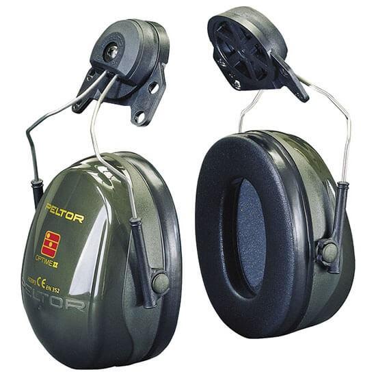 3M Peltor Optime II S Ear Protection for Helmets