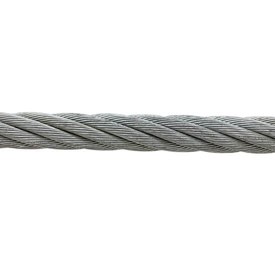 treeSave Steel Cable 16 mm 140 kN galvanized