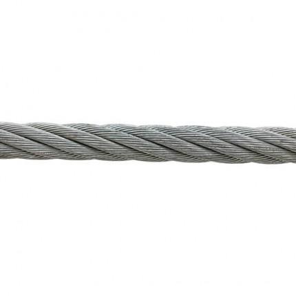 treeSave Câble acier galvanisé 12 mm 90 kN