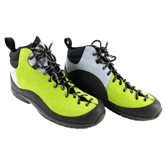 Tango Light green Climbing Shoe