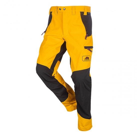 SIP Protection Gecko Climbing trousers yellow