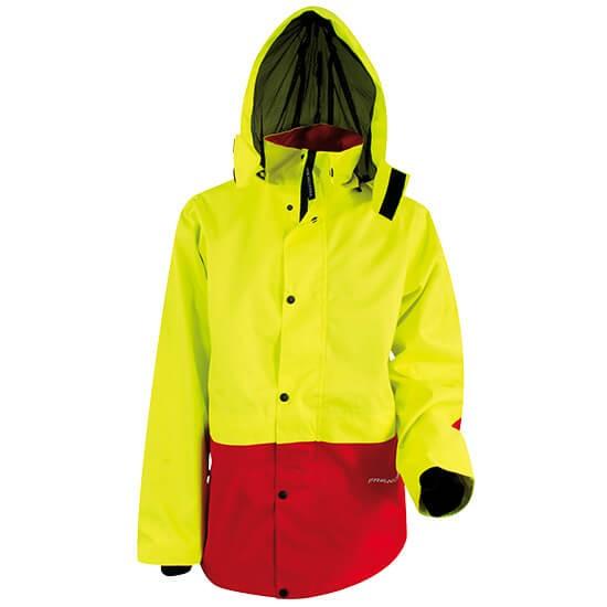 Francital Saugues Parka Rain Jacket yellow