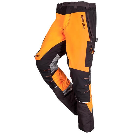 SIP Protection Canopy W-AIR Protective Trousers orange