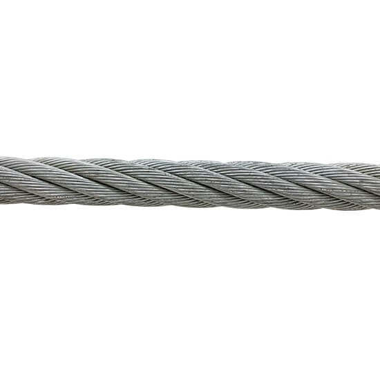 treeSave Steel Cable 12 mm 90 kN galvanized
